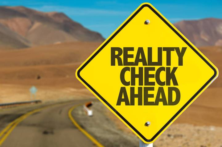 Our First RealityCheck