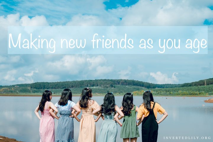Making new friends as youage